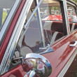 Постер, плакат: 1963 Red Ford Fairlane Drivers side