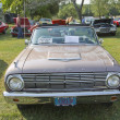 Постер, плакат: 1963 Ford Falcon Front view