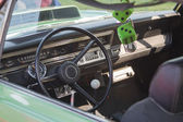 1969 Dodge Dart Interior — Stock Photo