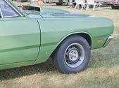 1969 Dodge Dart Front Panel — Stock Photo