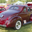 Stock Photo: 1940 Ford DeLuxe Rear View