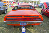 1971 Ford Torino Rear View — Stock Photo