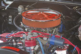 1971 ford torino motor — Stockfoto