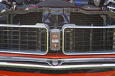 1971 Ford Torino Grill — Stock Photo
