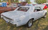 1966 White Chevy Chevelle SS — Stock Photo