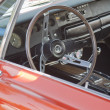 Stock Photo: 1969 Dodge Coronet RT Interior
