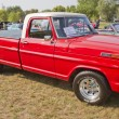 Stock Photo: 1969 Ford F100 Ranger Truck