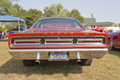1969 Dodge Coronet RT Low Rear View — Stock Photo