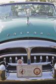 Parrilla convertible 1951 packard — Foto de Stock