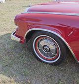 1964 gt studebaker hawk pannello frontale — Foto Stock