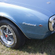 Постер, плакат: 1968 Pontiac Firebird Side Close Up