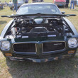 Постер, плакат: 1973 Pontiac Trans Am Firebird Front View