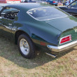 ������, ������: 1973 Pontiac Trans Am Firebird Side View