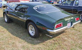 1973 Pontiac Trans Am Firebird Side View — Stock Photo