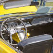 1966 Ford Mustang Chop Top Interior — Stockfoto #14805929