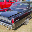 1963 Black Pontiac Bonneville Rear Side — Stockfoto #14811723