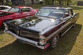 1963 Black Pontiac Bonneville — Stock Photo