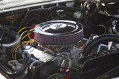 1966 Chevy Impala Engine — Stock Photo