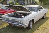 1966 chevy impala — Stockfoto
