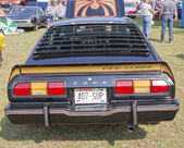 1978 Ford King Cobra Rear View — Stock Photo