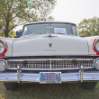 Постер, плакат: 1955 Ford Crown Victoria Front View