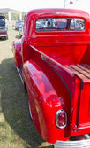 1952 ford pickup profil visa — Stockfoto