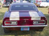 1968 chevy camaro zadní pohled — Stock fotografie