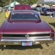 Постер, плакат: 1967 Chevrolet Chevelle SS Rear View