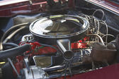 1967 Chevrolet Chevelle SS Engine View — Stock Photo