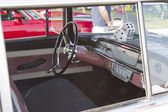1959 Pink Rambler Interior — Stock Photo