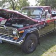 Stock Photo: 1980 Jeep J-20 Truck