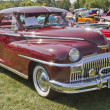1948 DeSoto Car Side View - Stock Photo