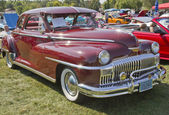 1948 DeSoto Car Side View — Stock Photo