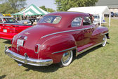 1948 DeSoto Car Rear View — Stock Photo