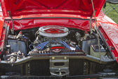 Moteur de rouge ford maverick grabber — Photo