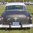 Stock Photo: Black 1952 Oldsmobile Super 88 Rear View