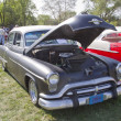 Stock Photo: Black 1952 Oldsmobile Super 88