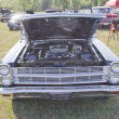 Постер, плакат: 1966 Ford Fairlane Front view