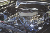 1966 Ford Fairlane Engine — Stock Photo