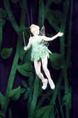 Tinker Bell Enters — Stock Photo