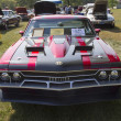 Stock Photo: 1972 Olds 442 One of Kind