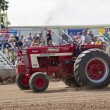 Stock Photo: International Turbo Bushville Lanes Tractor Pulling
