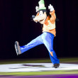 Goofy on Skates — Stock Photo