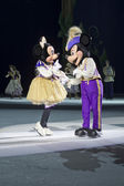 Mickey and Minnie Asking to Dance — Stock Photo