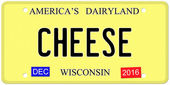 Cheese Wisconsin — Stock Photo