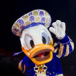 Donald Duck Close Up — Stock Photo #20174107
