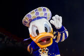 Donald Duck Close Up — Stock Photo
