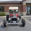 1923 Ford T-Bucket Front View — Stock Photo
