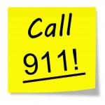 Постер, плакат: Call 911