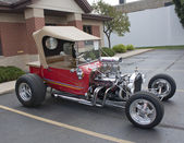1923 Ford T-Bucket Side View — Stock Photo